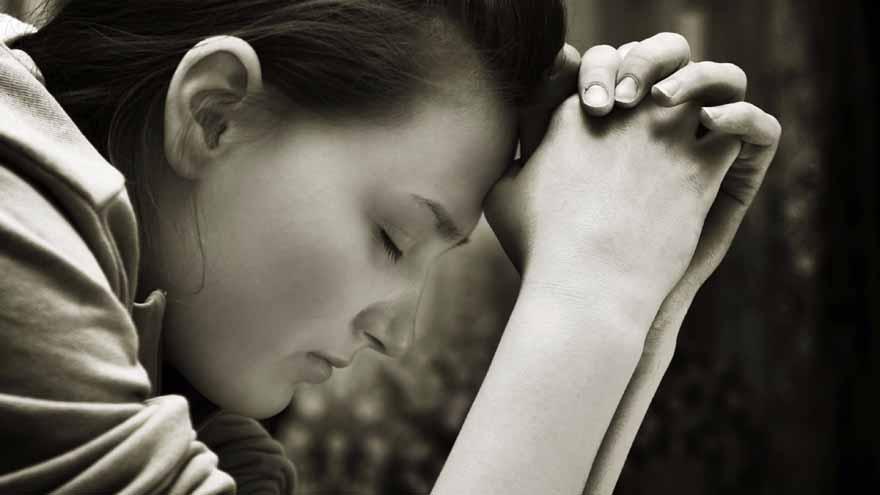 person i bøn